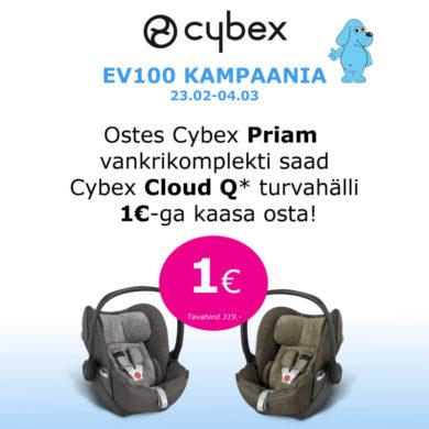 23dfcf91cfc Cloud Q Plus turvahäll 1 €! — Tartu Kaubamaja